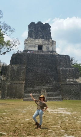Ruinas del Tikal, Guatemala