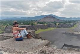 Pirámides de Teotihuacán, México