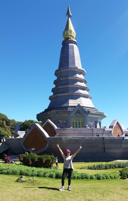 Pagoda Phra Mahathat Napha Methanidon