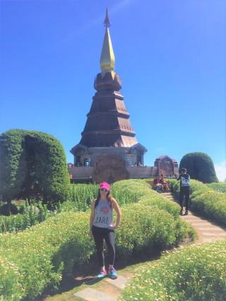 Pagoda Phra Mahathat Naphaphon